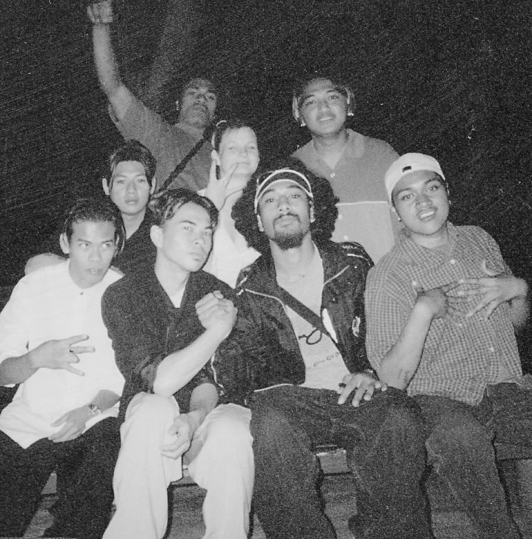 ME AND THE HOMIES 2002