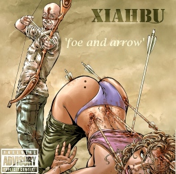 foe and arrow cd cover _xiahbu
