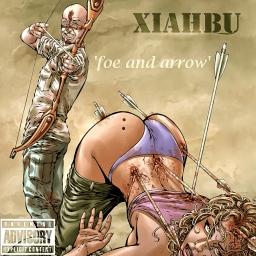 foe and arrow cd cover _xiahbu