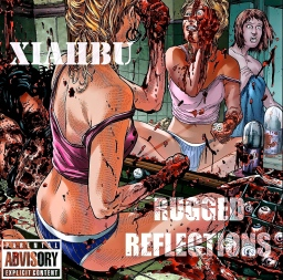 RUGGED REFLECTIONS cd cover _xiahbu